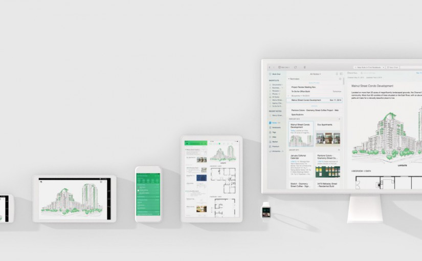 Evernote Everywhere