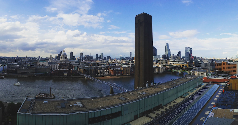Vista desde la Tate Modern