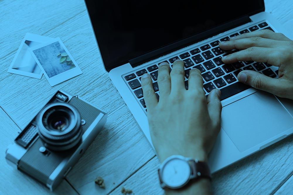 Escribiendo un blog