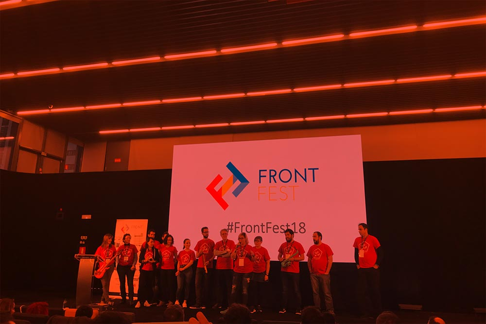 FrontFest 2018